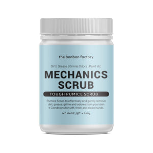 Mechanics Scrub - 260ml