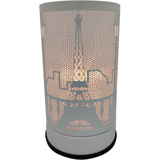 White Paris Touch Warmer