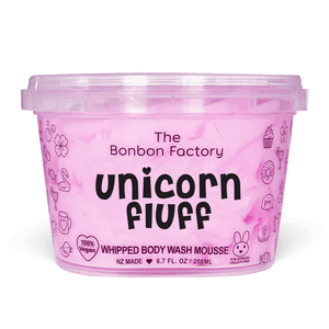 Unicorn Fluff - Body Wash & Shave Mousse