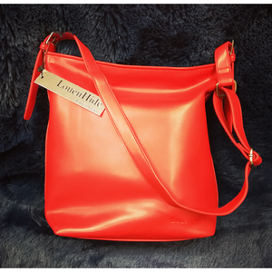 LOUENHIDE CALYPSO BAG RED