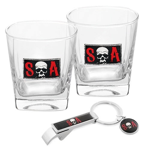 SOA SPIRIT GLASS GIFT PACK