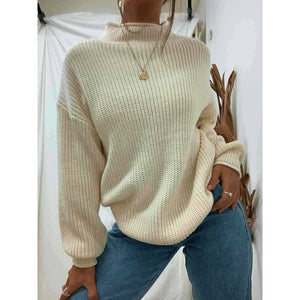 Jenna Knit - Cream