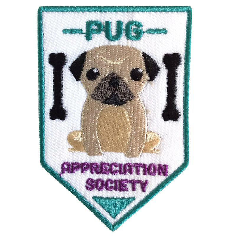 Pug appreciation society