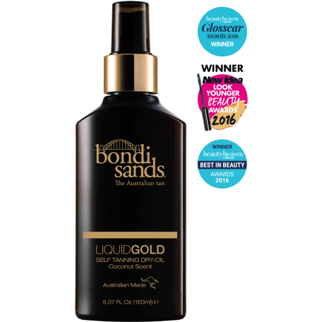 Bondi Sands Liquid Gold - SELF TANNING DRY OIL - 150ML