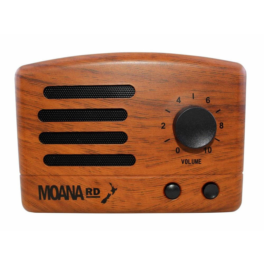 Retro Speaker - Redwood