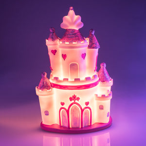 Princess Castle Table Lamp