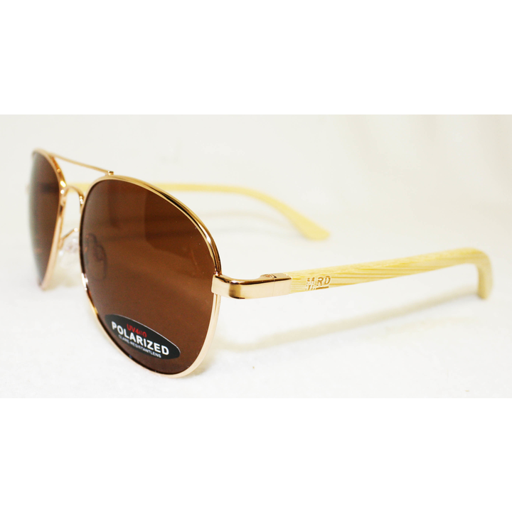 WOODEN SUNNIES - AVIATOR MAVERICK