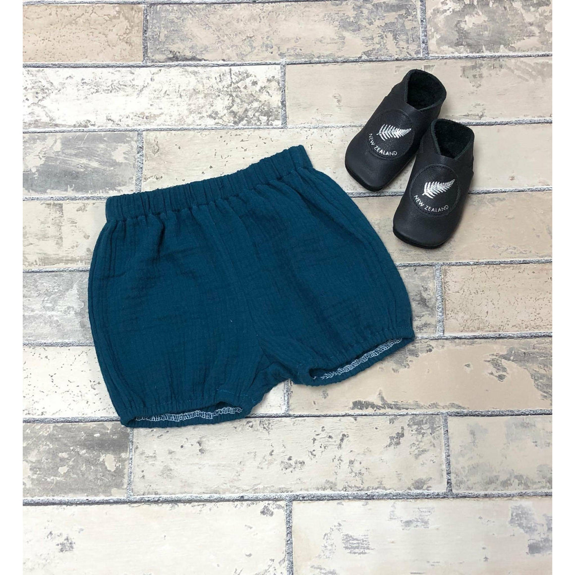 Cooper Shorts - Teal