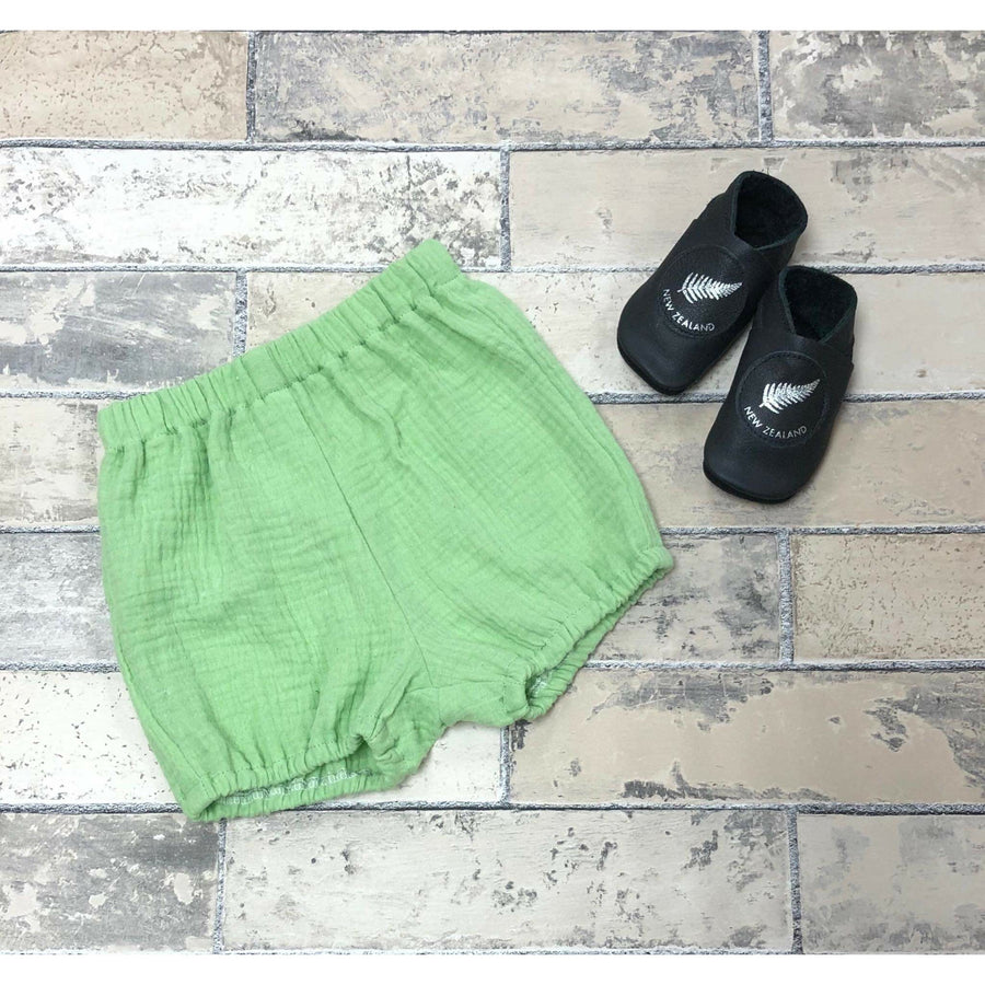 Cooper Shorts - Pale Green