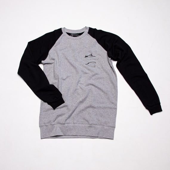 Thomas Juka Jumper Grey
