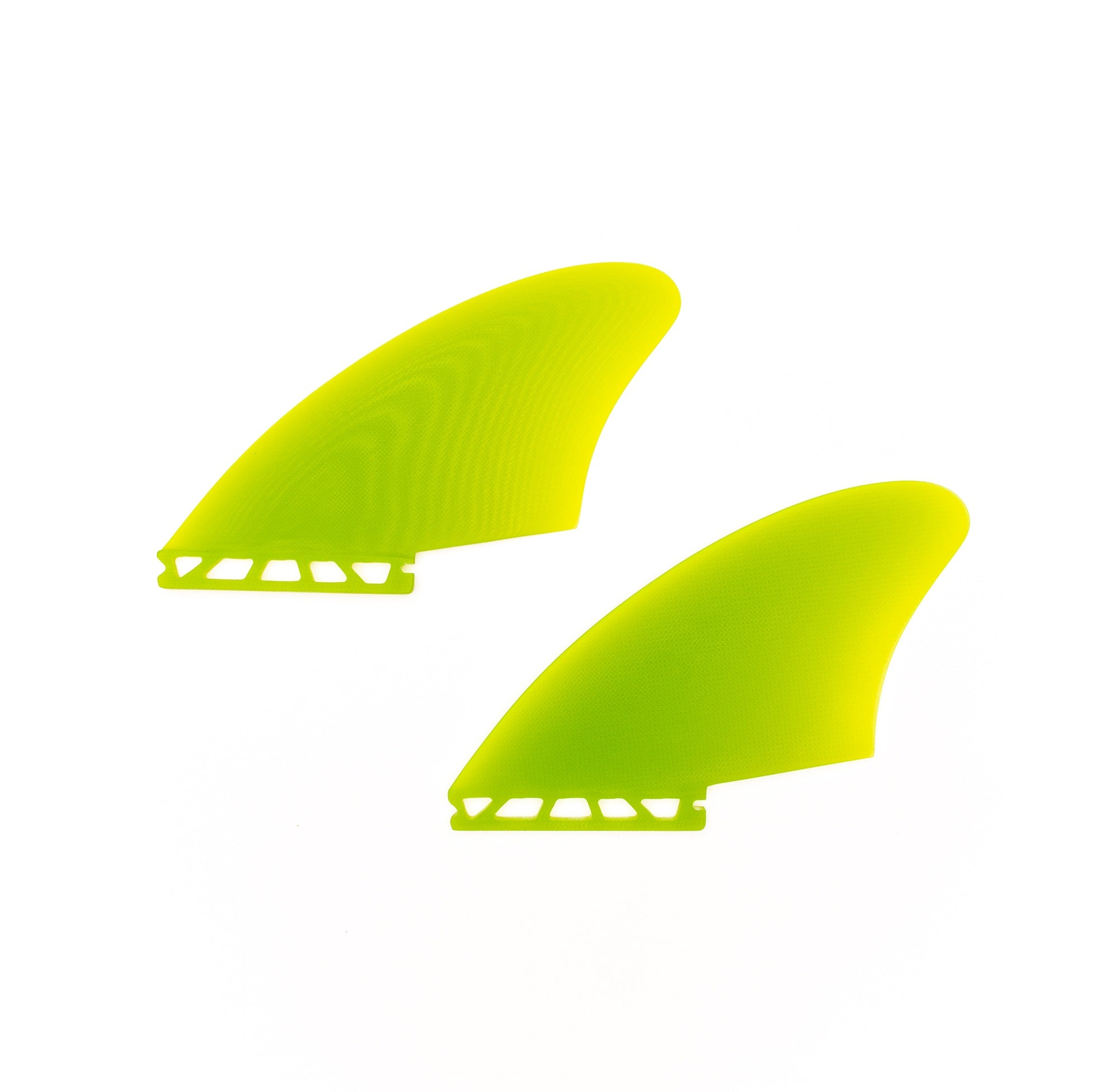 Thomas Full Size Keel Fins Green
