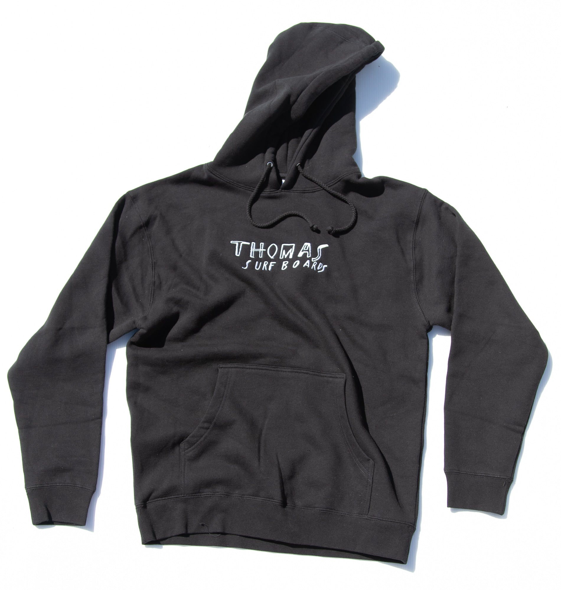 Thomas x Bob Moore Embroidered Jumper Black