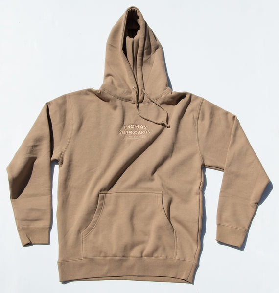 Thomas Noosapalooza Embroidered Jumper Sand