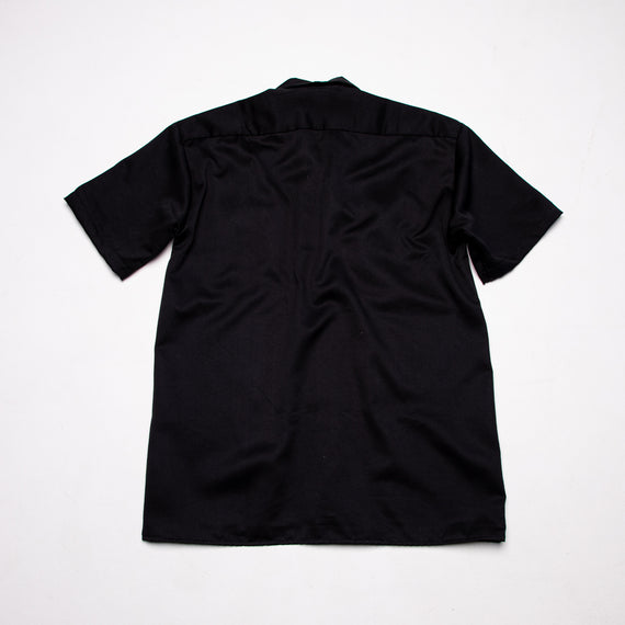 Thomas Surfboards & Captain Sip Sops Colab Stay Bold Work Shirt Black