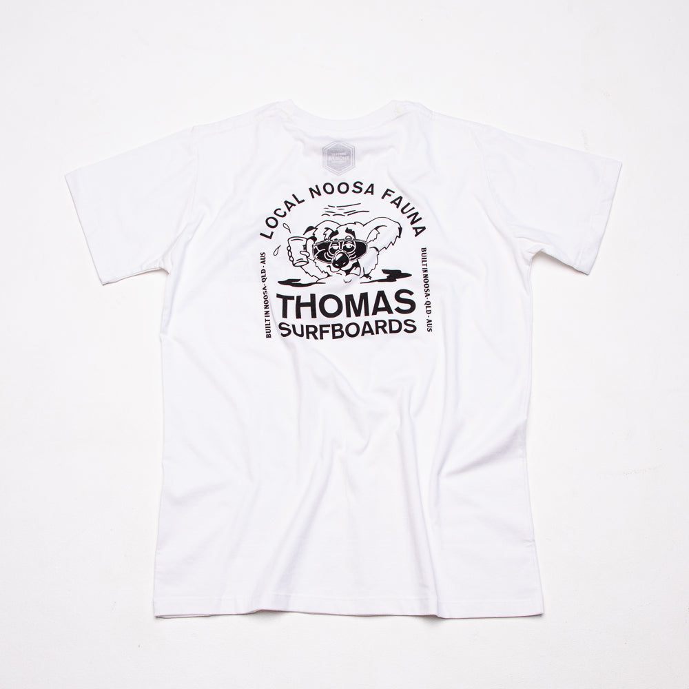 Thomas Koala T-Shirt White