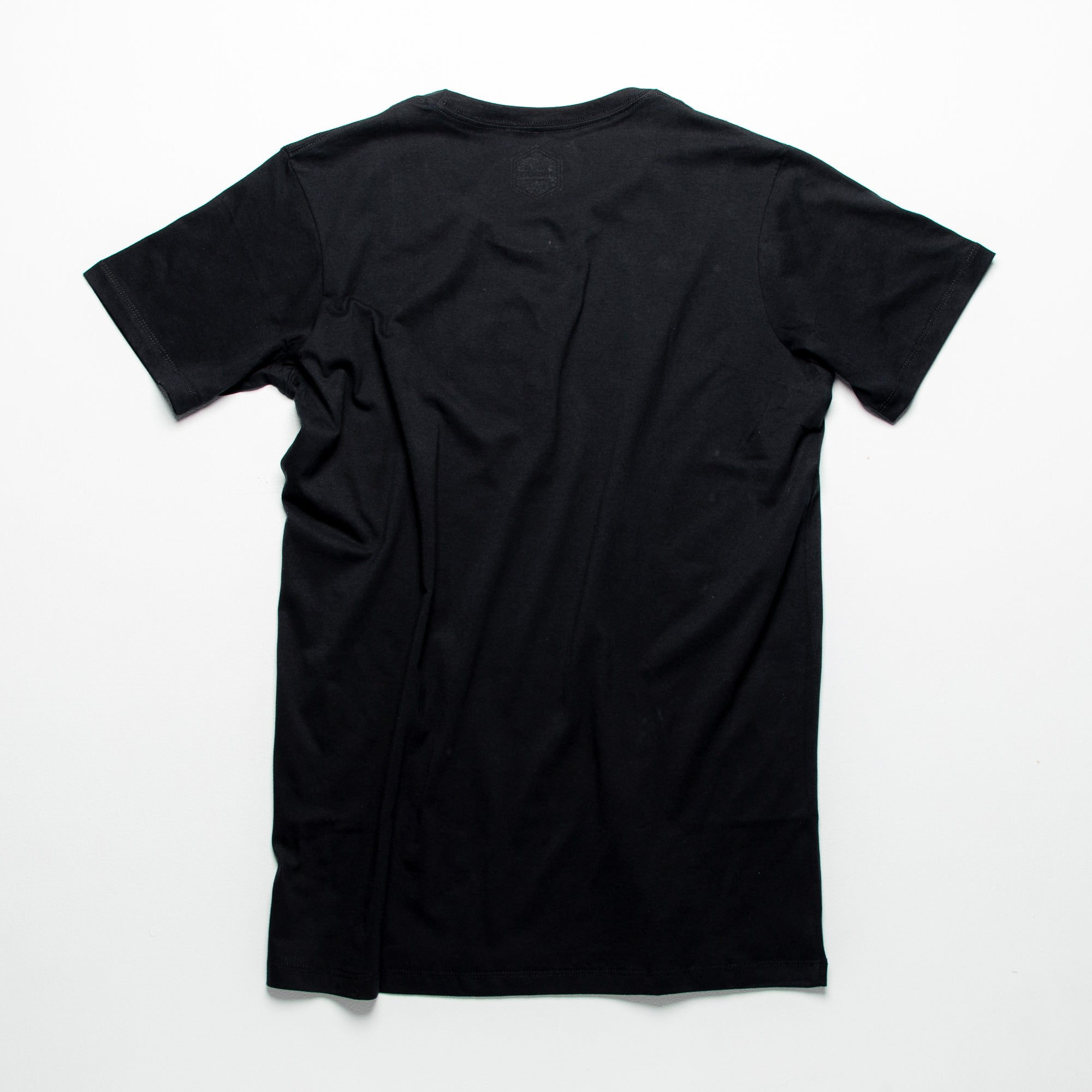 Thomas No Neg Vibes T-Shirt Black
