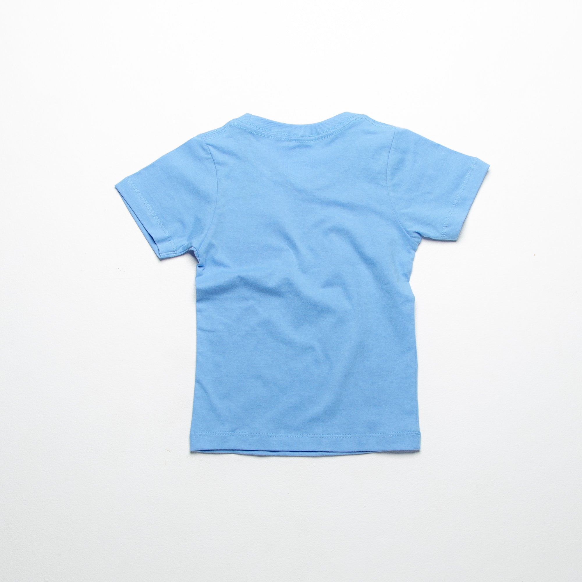 Thomas Whale Time Kids T-Shirt Sky Blue