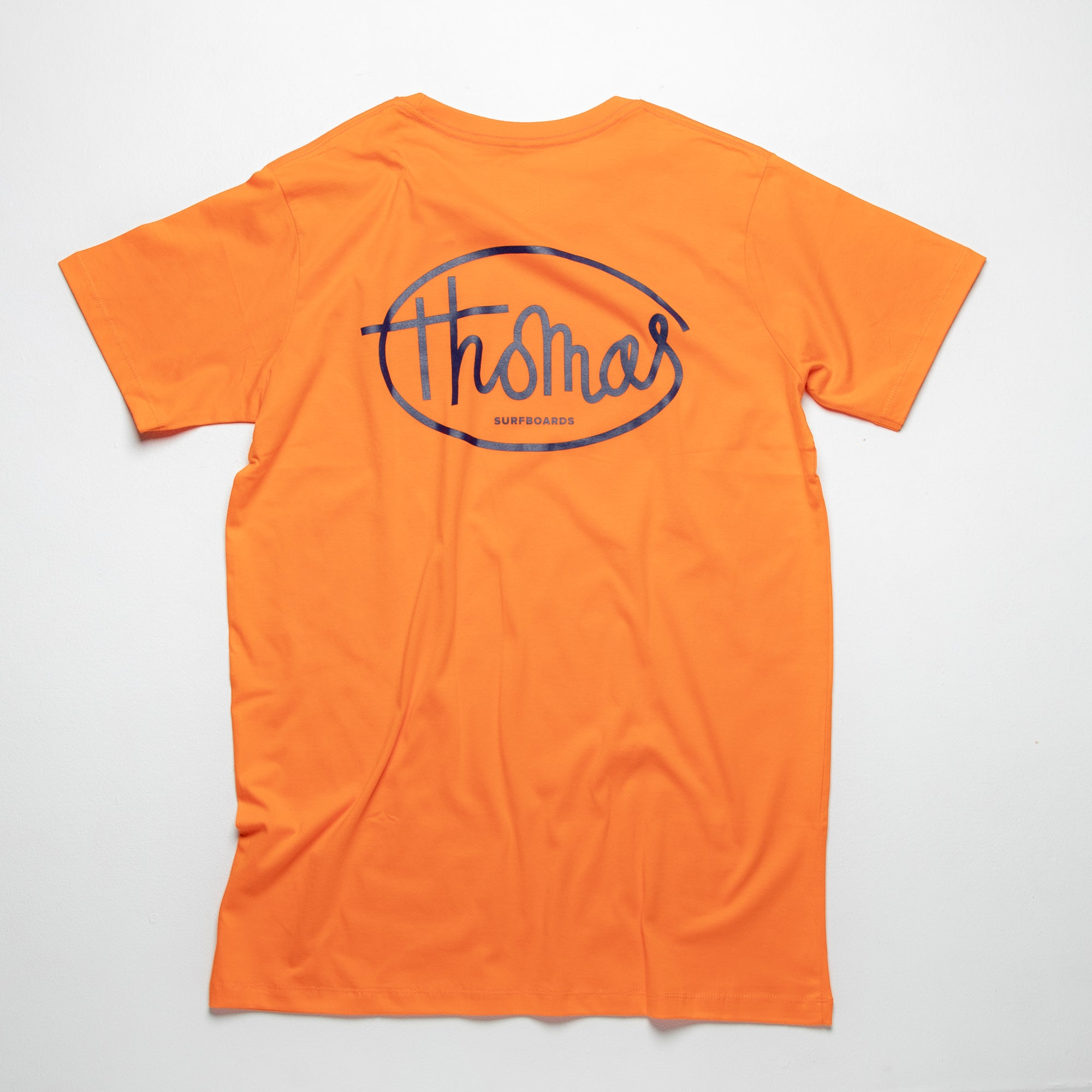 Thomas x McNeil T-Shirt Orange