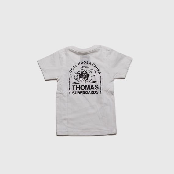 Thomas Koala Kids T-Shirt White