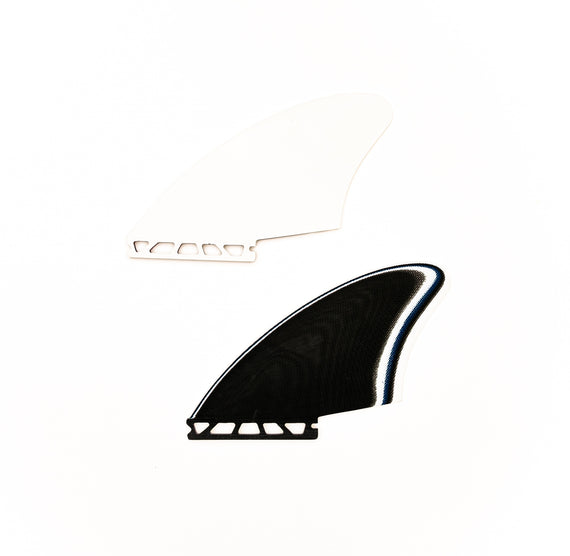 Thomas Full Size Keel Fins Blue | White | Black