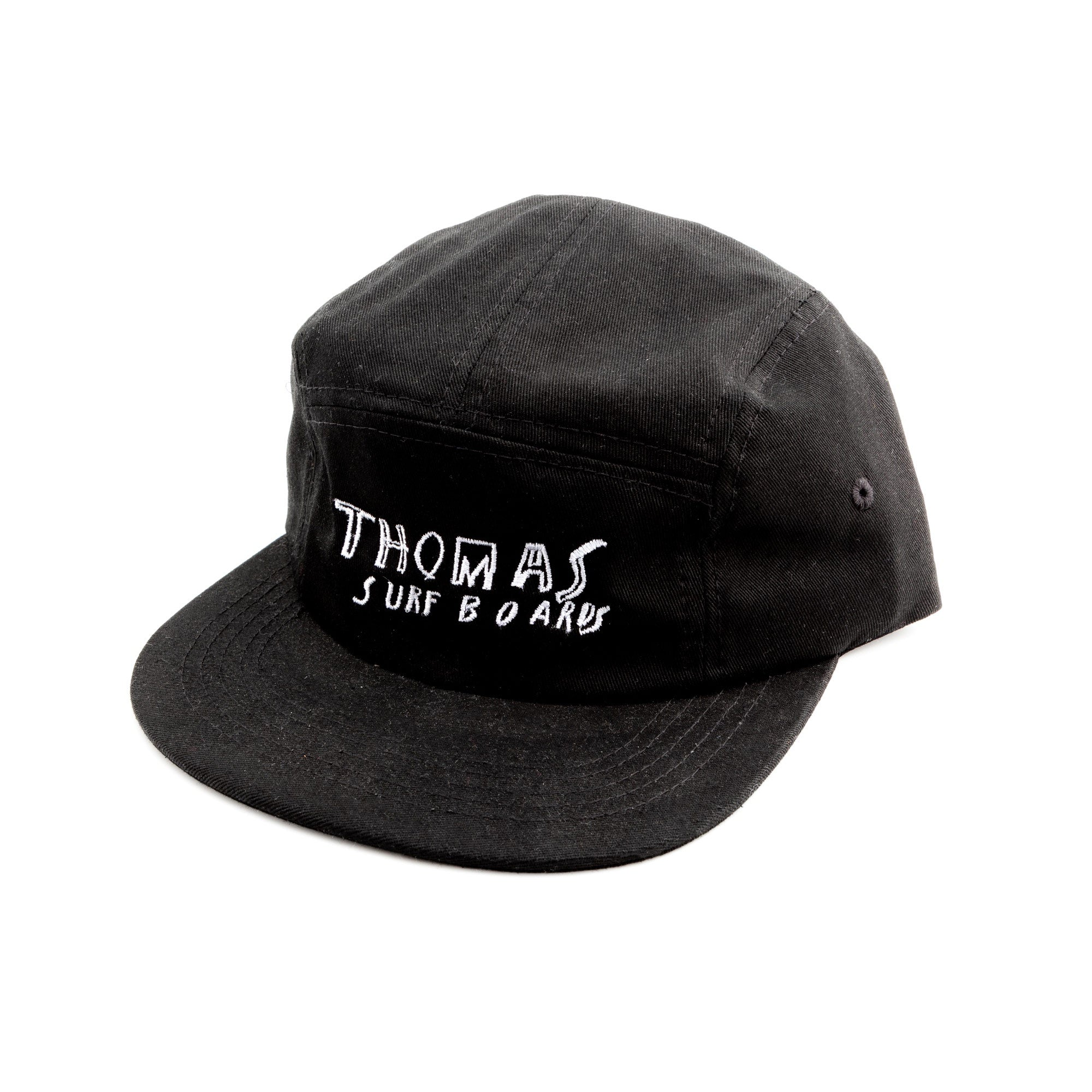 Thomas x Bob Moore Hat Black