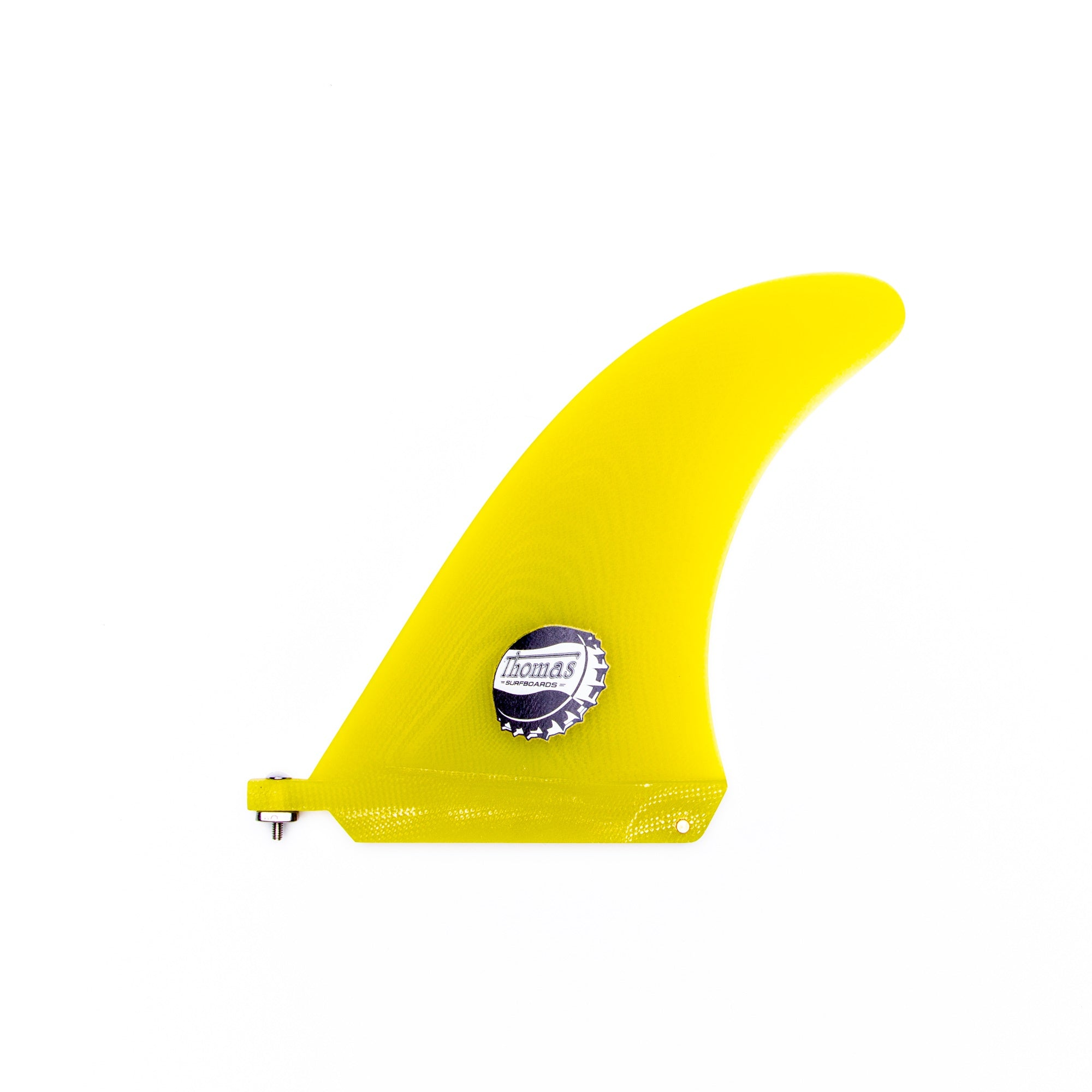 JB Single Fin Yellow