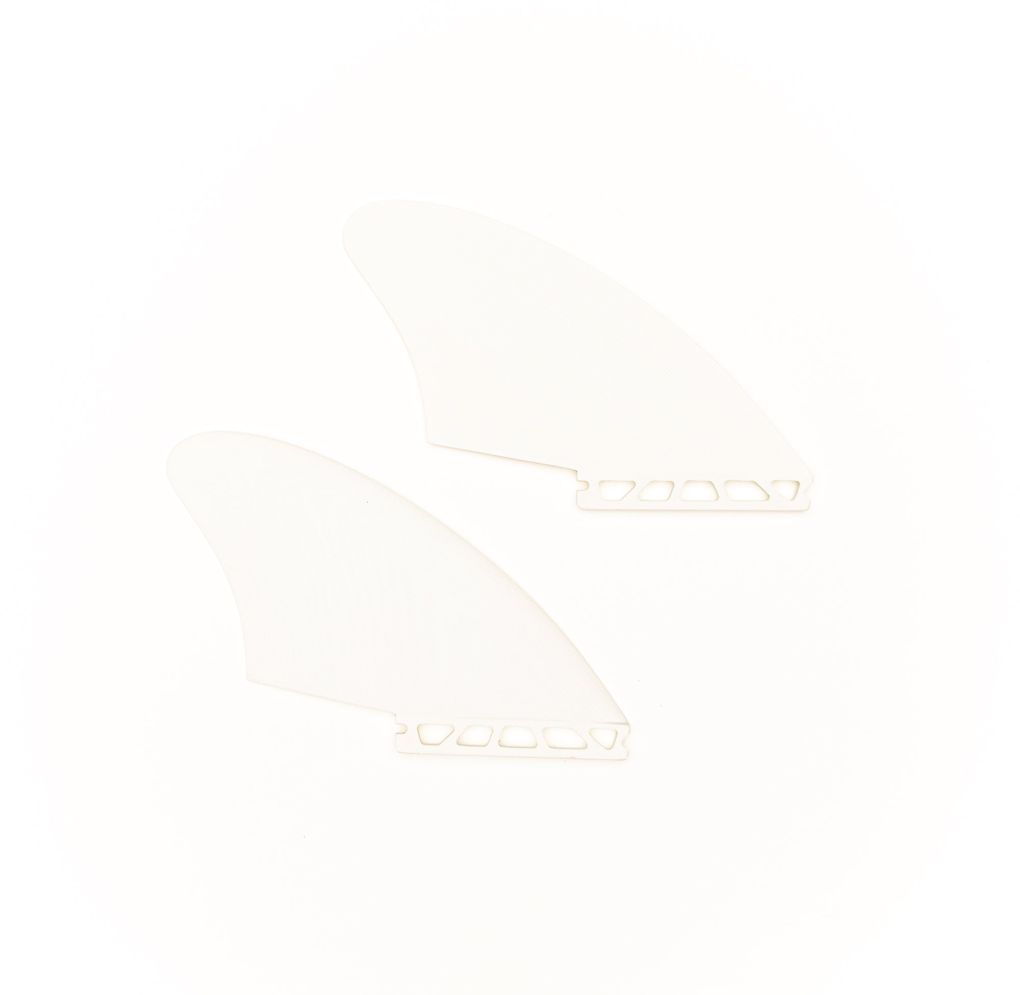 Thomas Full Size Keel Fins White