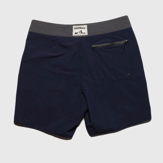 The Stormy Blue Board Shorts
