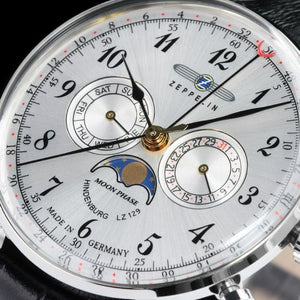 LZ 129 Moonphase