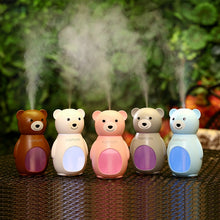 Load image into Gallery viewer, Adorable Teddy Bear Humidifier