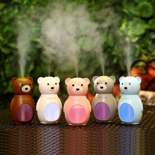 Adorable Teddy Bear Humidifier