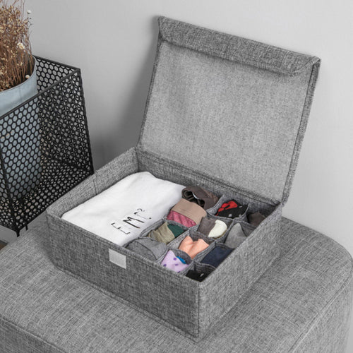 Washable Clothing Organizer Box