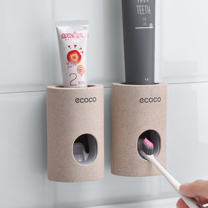 Ecoco Automatic Toothpaste Dispenser