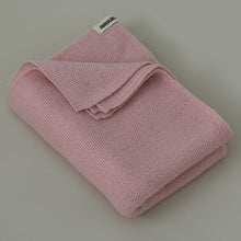 Load image into Gallery viewer, Ilon Wool Blanket - Dusty Pink