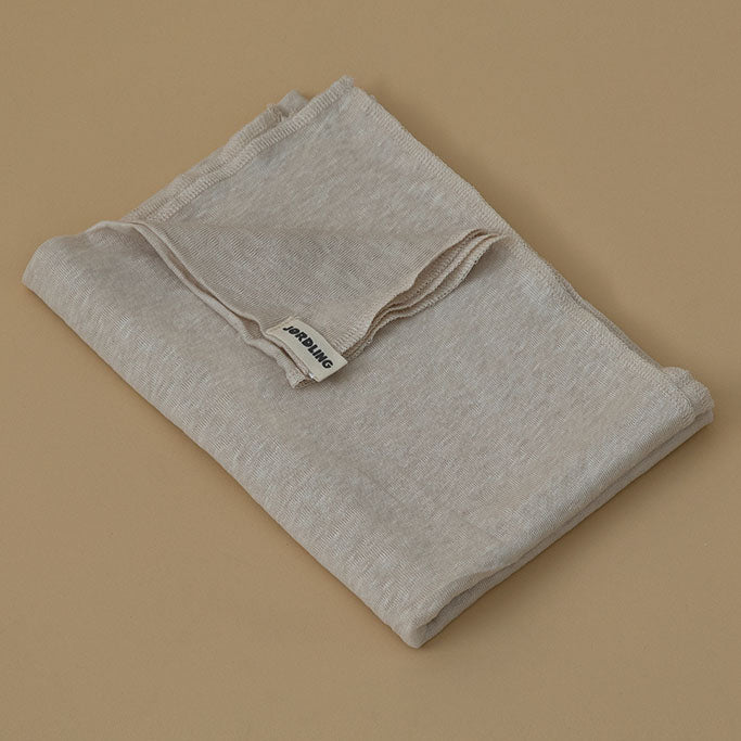 Nova Linen Blanket - Cloud White