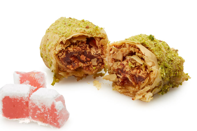 Turkish Delight Baklava