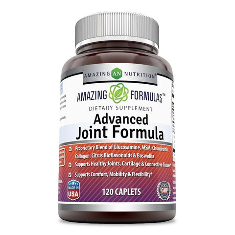 Image of Amazing Formulas Advanced Joint Formula 120 Caplets