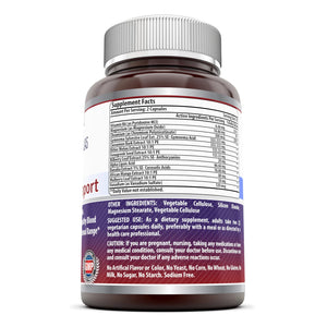 Amazing Formulas Blood Sugar Support 60 Veggie Capsules