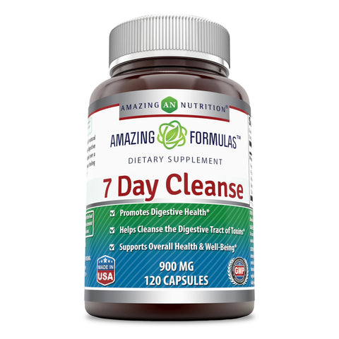 Image of Amazing Formulas Colon Cleanse 900 Mg 120 Capsules