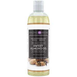 Amazing Aroma Sweet Almond 16 Fl Oz 473 Ml - Amazing Nutrition