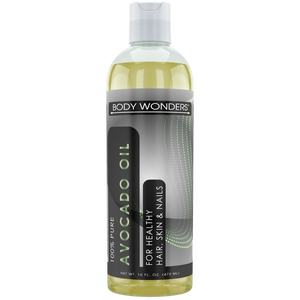 Body Wonders Avocado Oil 16 Fl Oz (473 Ml)