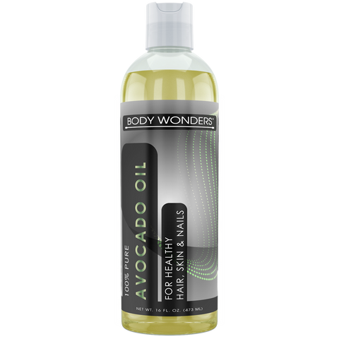 Image of Body Wonders Avocado Oil 16 Fl Oz (473 Ml)