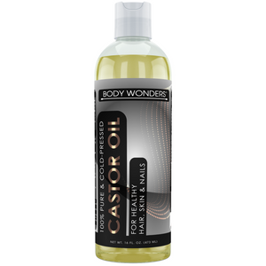 Body Wonders Castor Oil 16 Fl Oz (473 Ml)