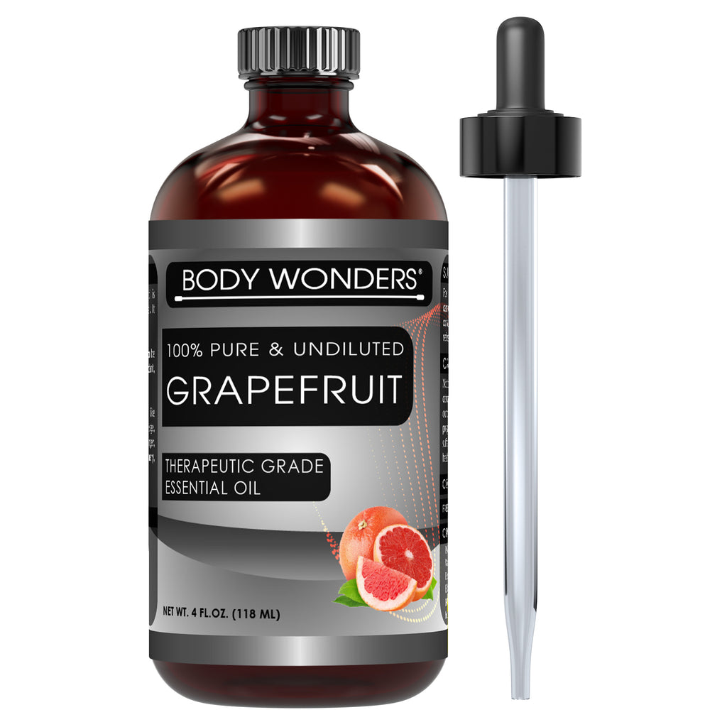 Body Wonders Grapefruit Essential Oil 4 Fl Oz