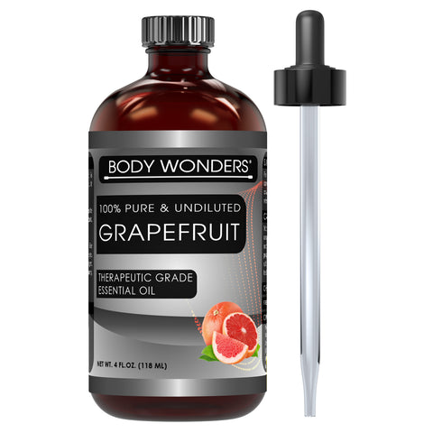 Image of Body Wonders Grapefruit Essential Oil 4 Fl Oz