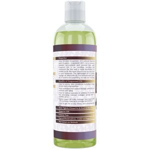 Body Wonders Grapeseed Oil 16 Fl Oz (473 Ml)