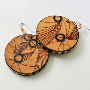 CIRCLE (Small) w/copper wire