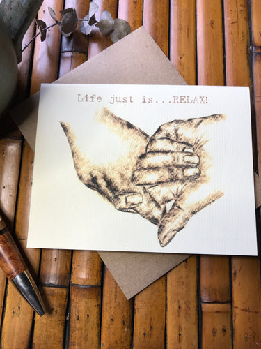 142-Life just is . . .