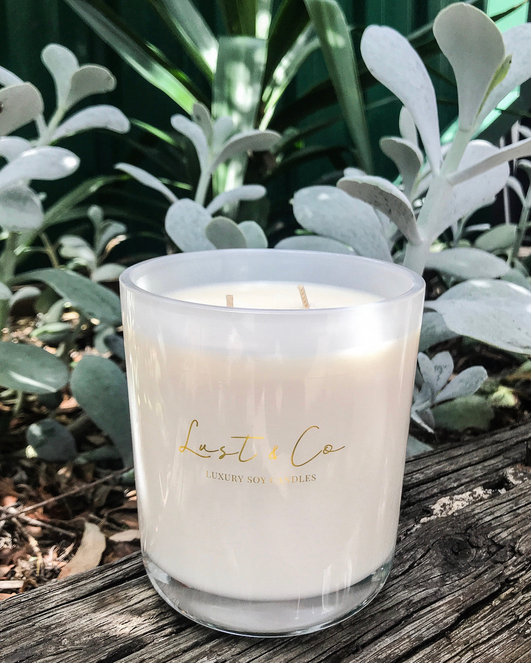 Extra Large Double Wick Soy Candle