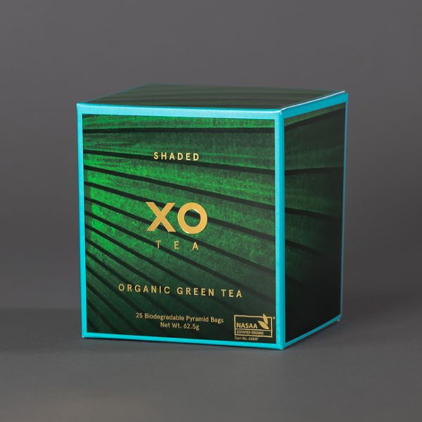 XO Organic Green Tea